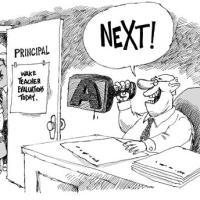 Αξιολόγηση Εκπαιδευτικών ή/και εκπαιδευτικού έργου;