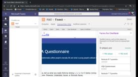 Ερωτηματολόγια - δοκιμασίες αξιολόγησης